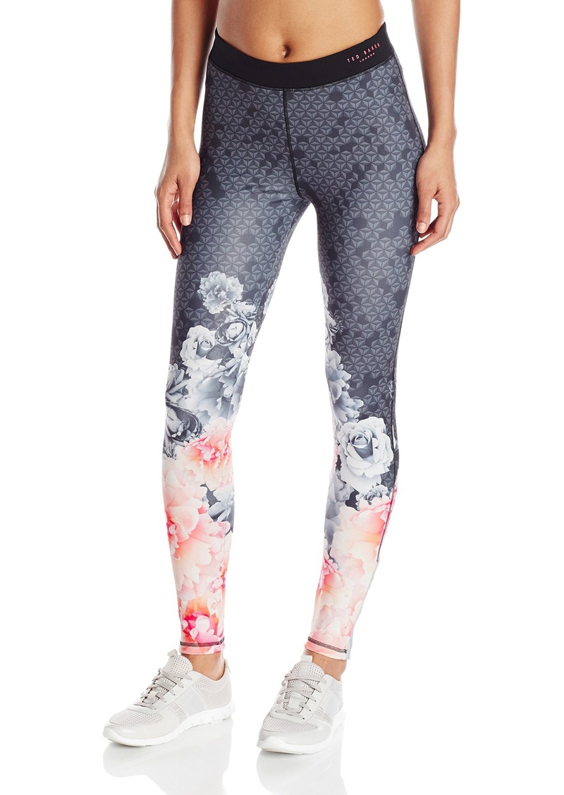 Ted Baker Women's Leggia Monorose Border Legging