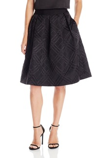 Ted Baker Women's Mansii Bow Detail Full Skirt