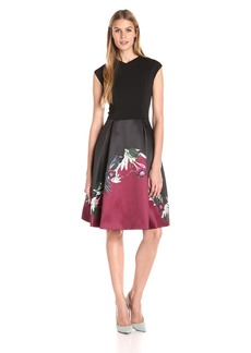 Ted Baker Women's Mhia Bejewelled Shadows Full Dress