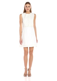Ted Baker Women's Olara Daisy Lace Detail Shift Dress