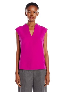 Ted Baker Women's Paysy High Neck Long Back Panel Top