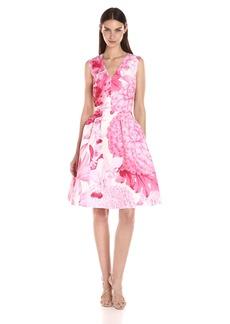 Ted Baker Women's Pirly Cut Out Encyclopedia Dress