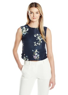 Ted Baker Women's Samsa Bow Side Detail Sleeveless Top