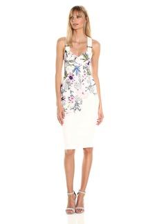 Ted Baker Women's Scarlin Passion Flower Bodycon Dress