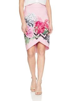 Ted Baker Soella Women'{S=Short Sleeve L=Sleeveless} Skirt