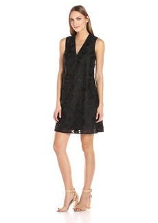 Ted Baker Women's Soniah V Neck a Line Dress