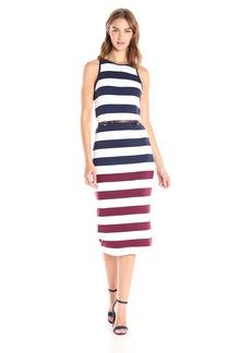 Ted Baker Women's Yuni Rowing Stripe Bodycon Dress