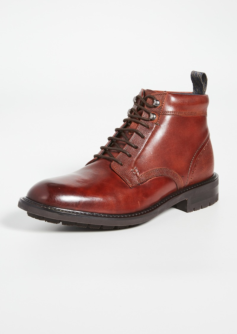 Ted Baker Wottsn Lace Up Boots