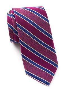 Ted Baker Textured Stripe Silk Tie