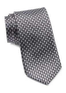 Ted Baker Tonal Squares Silk Tie