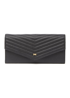 Ted Baker Tonya Quilted Envelope Leather Matinee Wallet