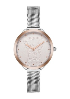 Ted Baker Women's Elena Mesh Bracelet Watch, 30mm