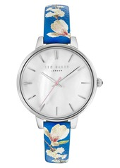Ted Baker Women's Kate Leather Strap Watch, 36mm
