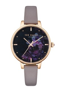 Ted Baker Women's Kate Leather Strap Watch, 32mm
