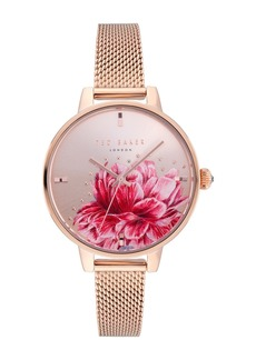 Ted Baker Women's Kate Mesh Bracelet Watch, 36mm