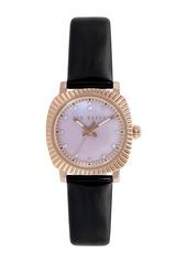 Ted Baker Women's Mini Jewels Three-Hand Crystal Quartz Watch, 26mm