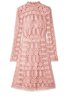 Temperley Amelia Guipure Lace Dress
