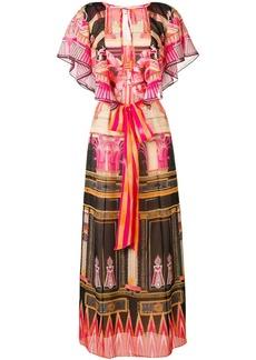 Temperley Athena kaftan dress