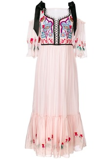 Temperley Botanist dress