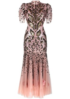 Temperley Candy mermaid gown