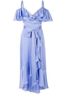 Temperley Carnation dress