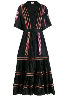 Temperley Cherry Blossom dress