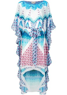 Temperley Cote Sunshade kaftan dress