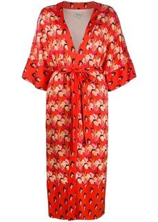 Temperley Dragonfly kimono coat