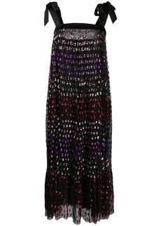 Temperley embellished day dress