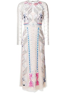 Temperley Kite cocktail dress