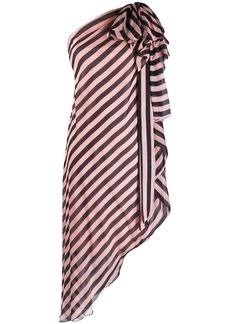 Temperley Linden striped dress