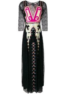 Temperley Lumiere maxi dress