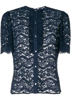Temperley Lunar lace blouse