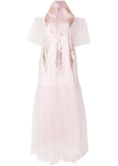 Temperley Mineral gown dress