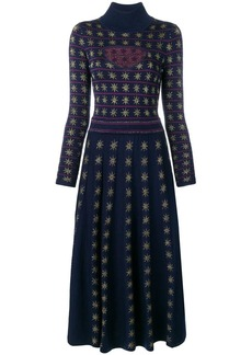 Temperley Night knitted dress