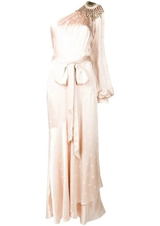 Temperley Parachute asymmetric dress