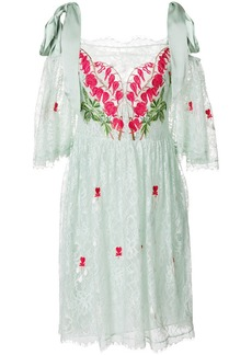 Temperley Potion mini dress