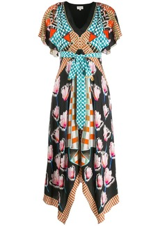 Temperley printed dress