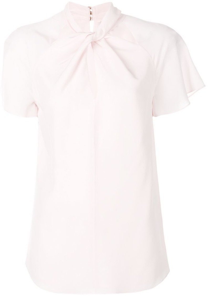 Temperley Purity twisted blouse