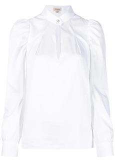 Temperley Raina long-sleeve blouse