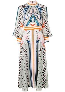 Temperley Ribbon dress