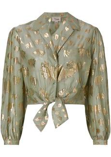 Temperley Riviera tie shirt