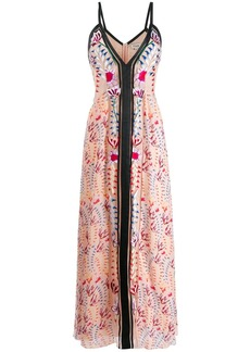 Temperley Rosy strappy dress