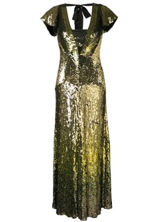 Temperley Ruth evening dress