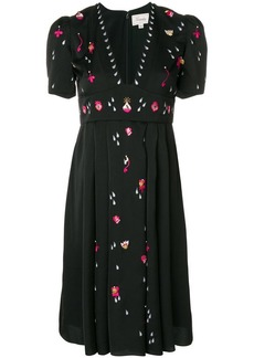 Temperley Saturn short dress