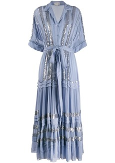 Temperley Sky cocktail dress