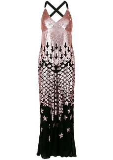 Temperley Starlet sequined dress