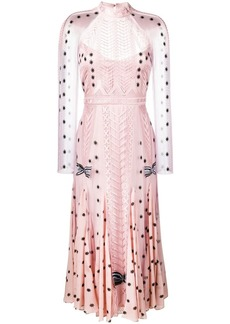 Temperley Storm midi dress