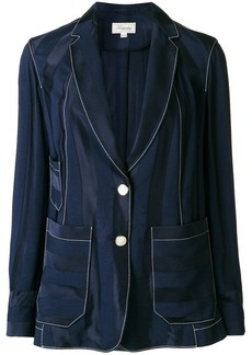 Temperley striped relaxed blazer