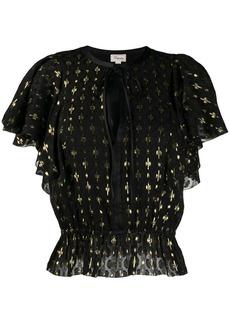 Temperley Sukie blouse